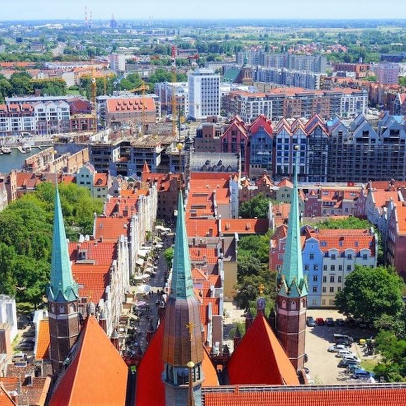 世界遺産になる日も近い?ポーランドの華麗なる港町、グダンスクを散策
