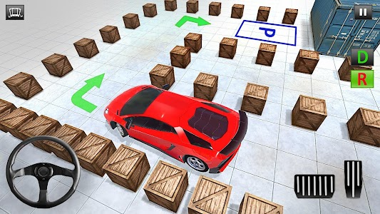 Car Parking eLegend: Parking Car Games for Kids 2.0.3
