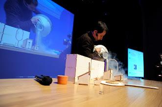 Photo: Crédits : Relais d'sciences/F. Castel (2013)