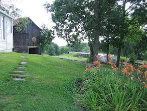 Photo: Yoga Ranch, NY - side of main house