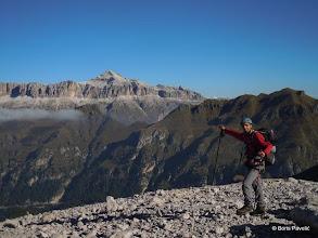Photo: kružnom stazom na vrh!