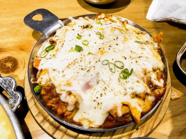 MANNA韓式烤肉專門店-道地的韓式燒肉在這裡
