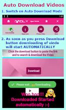 Vidly: Fast Tiktok / Musically Video Downloader screenshot thumbnail
