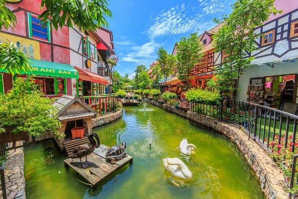 Mimosa Pattaya Thailand