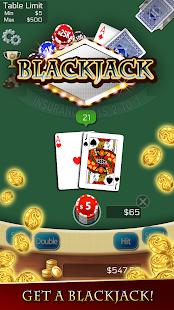 Blackjack 21 Mania - náhled