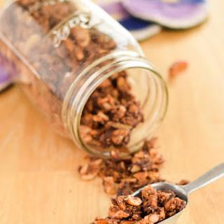 Paleo Chocolate Granola Recipe