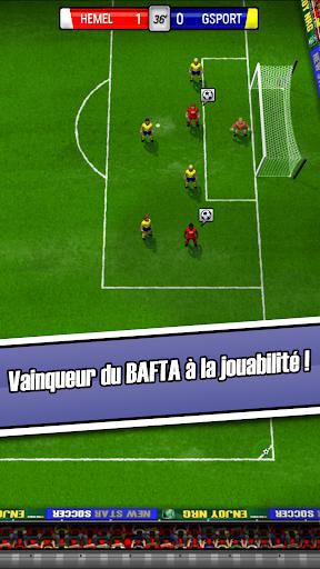 New Star Football  captures d'écran 3