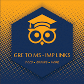 GRE to MS - Imp Links
