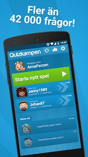 Quizkampen PREMIUM- screenshot thumbnail