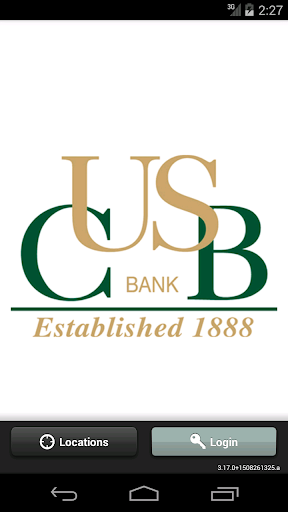 CUSB Mobile Banking