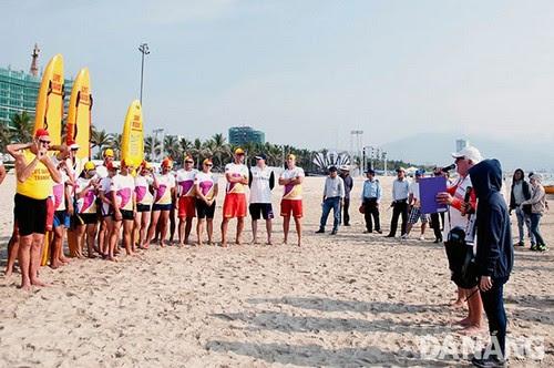 Bãi biển Mỹ Khê Đà Nẵng ấn tượng với du khách