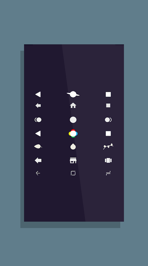 [Substratum] Aurora UI Theme- screenshot