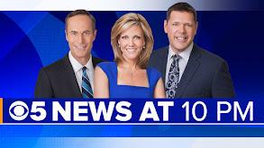 CBS 5 News at 10pm thumbnail
