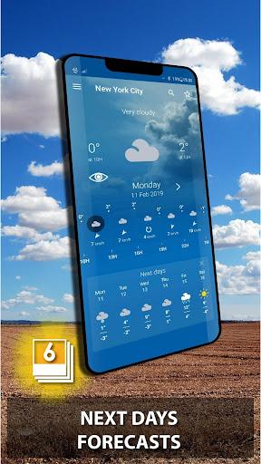 My Weather App screenshot 1