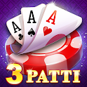 Teen Patti Flush: 3 Patti Poker icon