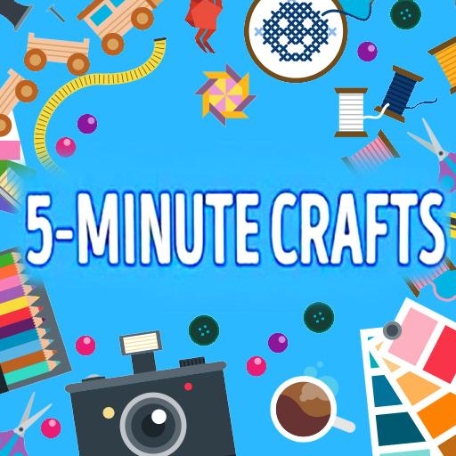 5-Minute Crafts Fast DIY Tips and Tricks