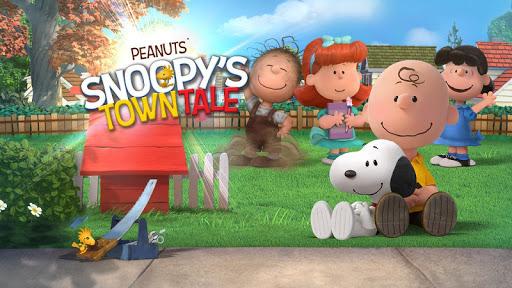 Snoopy's Town Tale - City Building Simulator 3.3.6 screenshots 2