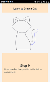 Learn To Draw a Cat Easily - náhled