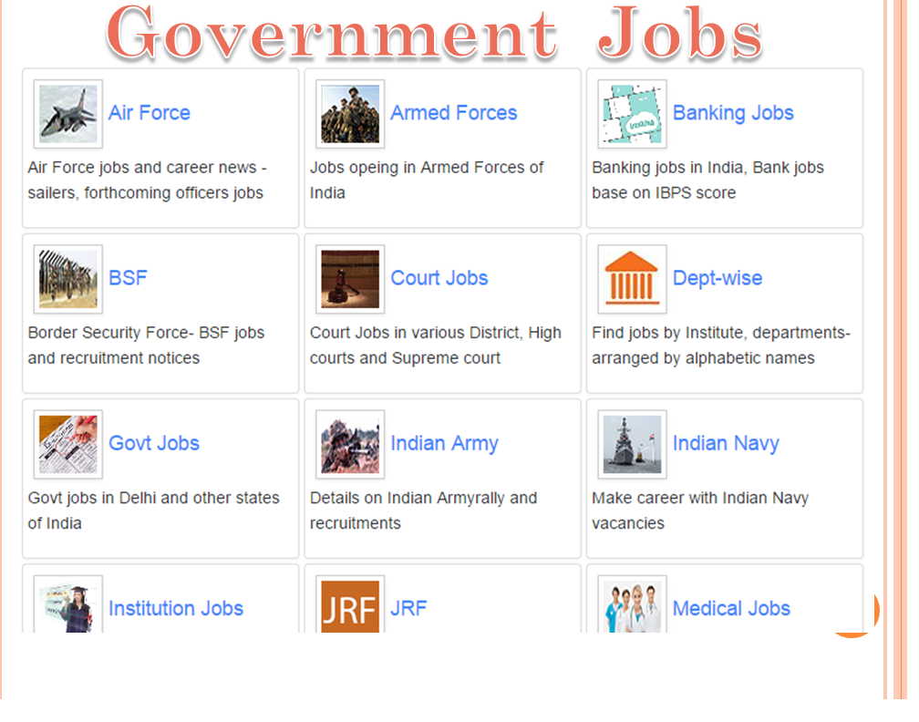 Government Jobs Govt Jobs Employment News | Autos Post