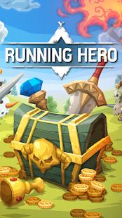 RUNNING HERO - náhled