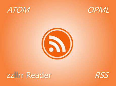 zzllrr RSS Reader (Local)