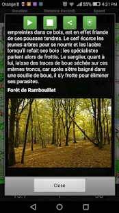 SityTrail France - hiking GPS- screenshot thumbnail
