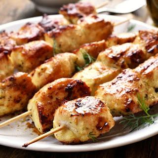 Paleo Grilled Greek Lemon Chicken Recipe