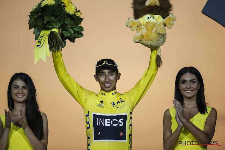 Bernal meteen tweede bij terugkeer in competitie in Toscane