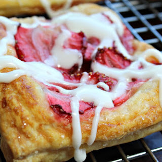 Amazing Fresh Strawberry Pastry