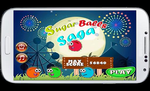 Sugar Balls Saga Park Edition