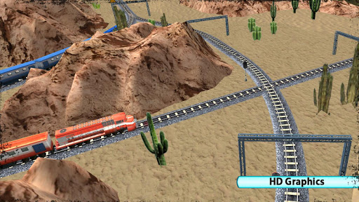 Train Racing 3D-2018 4.6 screenshots 5