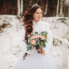 Wedding photographer Yuliya Tieva (Tieva). Photo of 14.12.2016