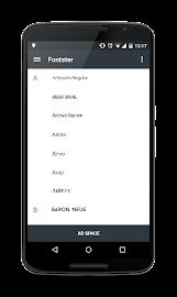 Fontster (Root) Screenshot 2