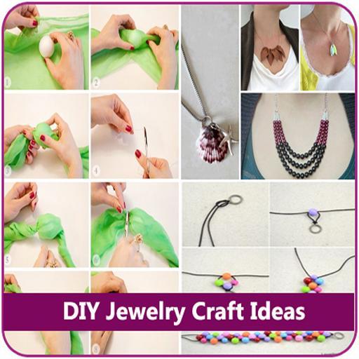 DIY Jewelry Craft Ideas
