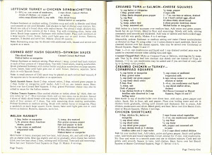 Photo: Sunbeam Party Grill - Recipe and Instruction Book