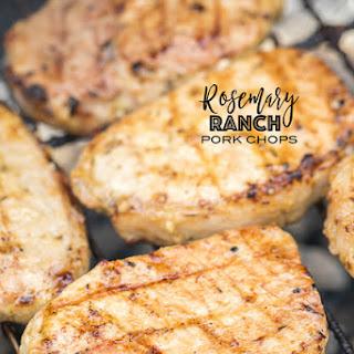 Rosemary Ranch Pork Chops Recipe