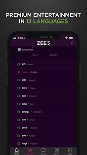 ZEE5 – Latest Movies, Originals & TV Shows (MOD, Premium) v17.0.0.6 4