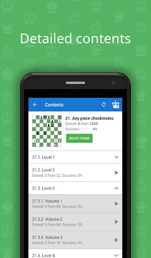 Mate in 3-4 (Chess Puzzles) 1.3.5 screenshots 5