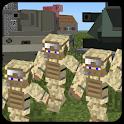 Block Art War Craft: Survival icon