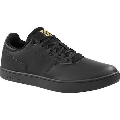 Five Ten District Men's Flat Pedal Shoe: Black