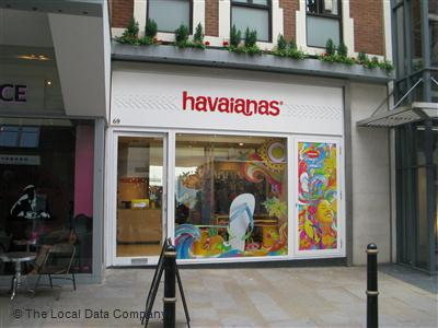 1225fd14f Havaianas on Broadwick Street - Shoe Shops in Soho