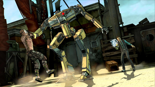 Tales from the Borderlands screenshot 12