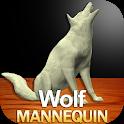 Wolf Mannequin icon