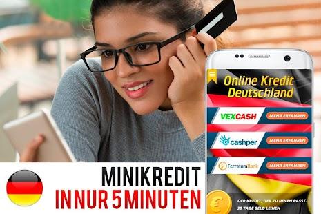 Online Kredit Deutschland - náhled