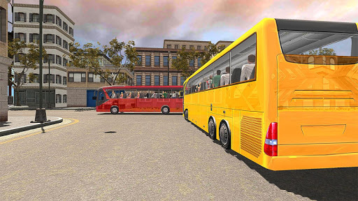 Coach Bus Simulator 2019: New bus driving game 2.0 screenshots 3