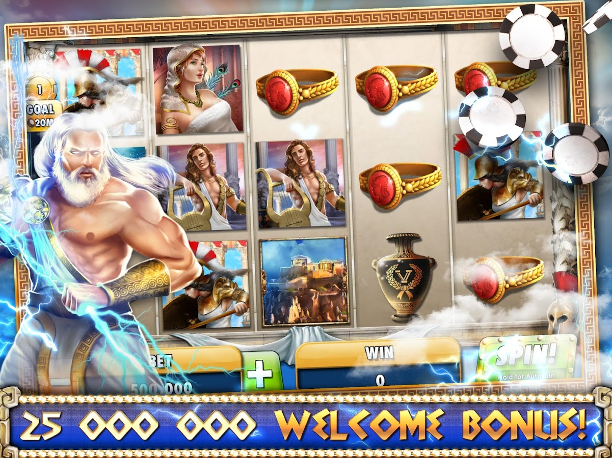 zeus casino slots