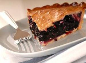 Marie Callender's Sour Cream And Blueberry Pie Recipe