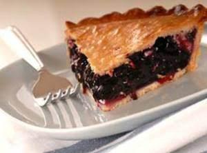 Marie Callender's Sour Cream And Blueberry Pie Recipe