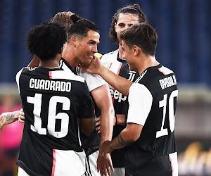 🎥 Ronaldo inscrit son premier coup franc pour la Juventus, qui se rapproche du titre