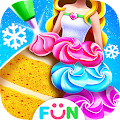 Princess Cake Bakery- Gateau Baking Games free APK
